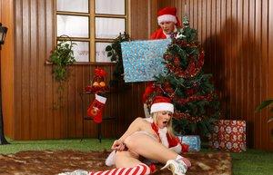 Hot Christmas Ass