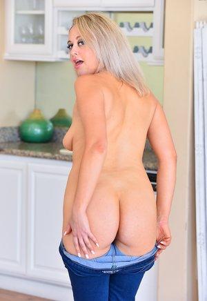 Hot Ass in Kitchen