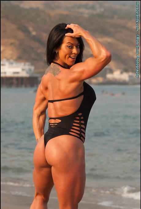 Hot Fitness Ass