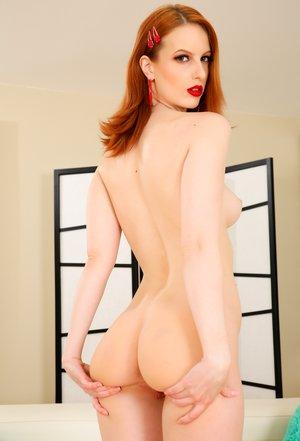 Hot Redhead Ass