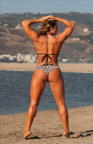 Hot Muscle Ass