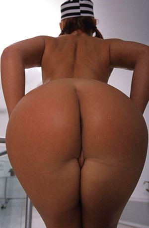 Ass Pussy Closeup