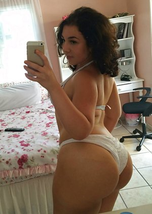Hot Ass Selfie